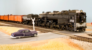willoughby Line Model Railroad HWY 99