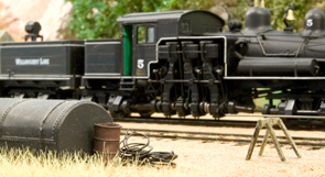 Willoughby Line Model Trains Shay