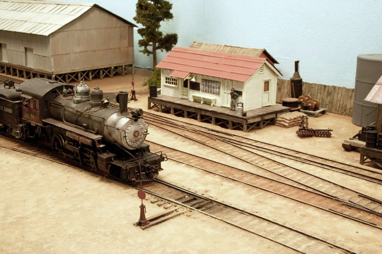 Willoughby Line Model Railroad Groveland